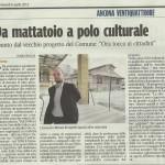 Corriere Adriatico 06-04-2012