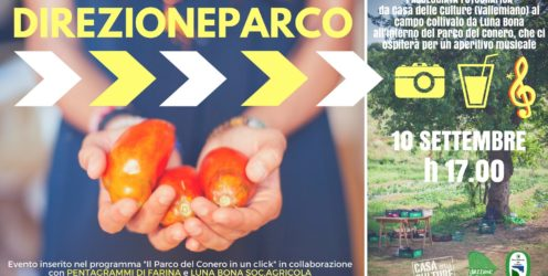 """Passeggiata Fotografica – #DIREZIONEPARCO per """"Il Conero in un Click"""""""