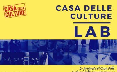 Ripartono i laboratori di CasaCulture LAB 2017