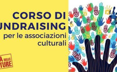 Corso di Fundraising per le associazioni culturali