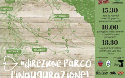 Direzione Parco inaugura!