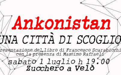 presentazione del libro UNA CITTÀ DI SCOGLIO